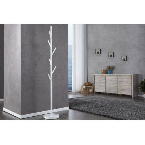 Wieszak stojący TREE biały - metal, Tree_bialy (8100280)