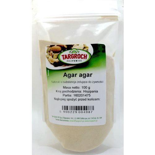 Targroch  100g agar agar naturalna substancja żelująca do żywności (5903229004987)