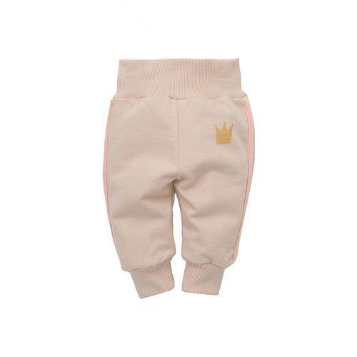 Pinokio Spodnie dresowe niemowlęce 5m35aj