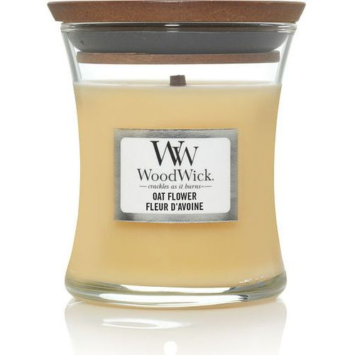 Świeca Core WoodWick mała Oat Flower (5038581087412)
