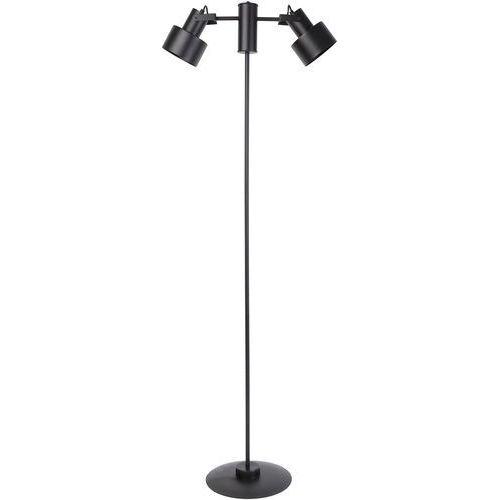 Sigma metro 50121 lampa stojąca podłogowa 2x60w e27 czarna (5902846813644)