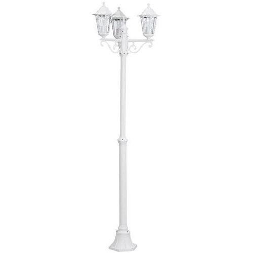 Laterna-lampa podłogowa zewnętrzna 3-punktowa aluminium wys.192cm marki Eglo