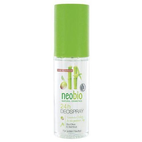 Dezodorant w sprayu oliwkowo - bambusowy bio 100ml marki Neobio