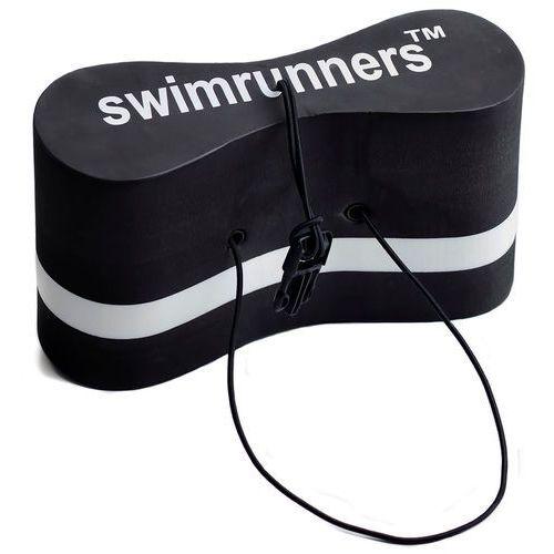 Swimrunners Ready For Pull Belt czarny 2018 Akcesoria pływackie i treningowe