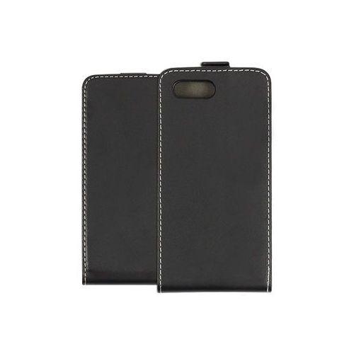 Huawei Honor 10 - etui na telefon Forcell Slim Flexi - czarny, ETHW711ELFXBLK000