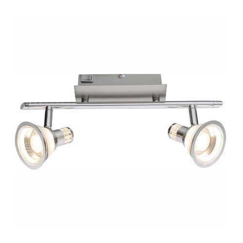 Globo 56956-2 - led reflektor punktowy takiro 2xled/5w/230v