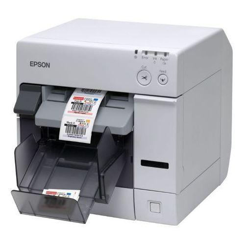 Drukarka kolorowych etykiet colorworks c3400 marki Epson