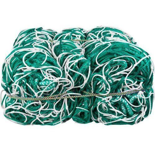 Siatka do piłki ręcznej NETEX z łapaczem PE 2.5 wymiary 3x2x0,8x1m zielono-biała