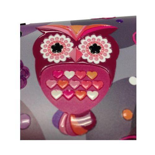 - zestaw skórek na obudowę z efektem 3d ipad mini (owlettes 3d) marki Nexgen skins