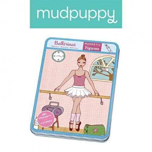 magnetyczne postacie baletnice 6+ marki Mudpuppy