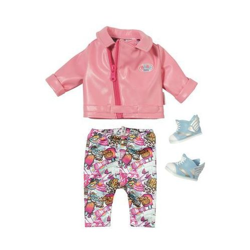 Baby Born ® Play&Fun Deluxe Scooter Outfit