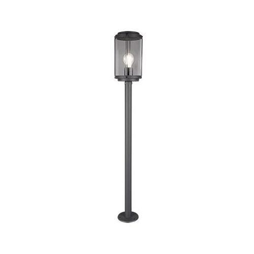 Trio Tanaro 402360142 lampa stojąca zewnętrzna ogrodowa IP44 1x40W E27 antracyt