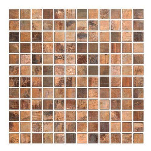 Ceramika pilch trade mozaika royal miedź 30 cm x 30 cm (5902510850722)