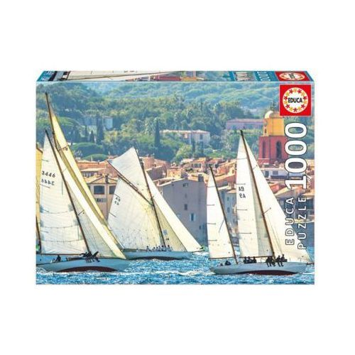 1000 el. sailing a t sint-tropez marki Educa