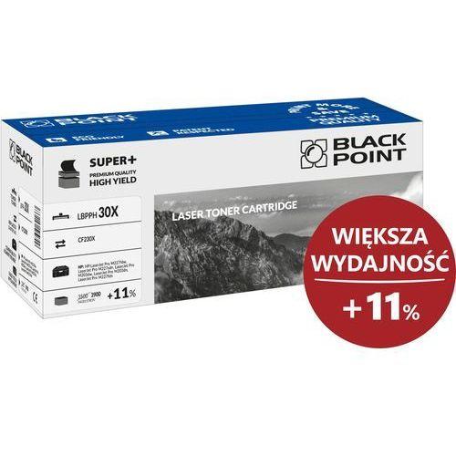Toner czarny Black Point LBPPH30X HP CF230X LaserJet Pro M227fdw M227sdn M203dw M203dn (5907625627306)