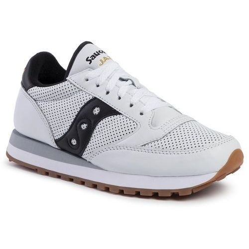 Sneakersy SAUCONY - Jazz Original S70461-2 Wht/Blk