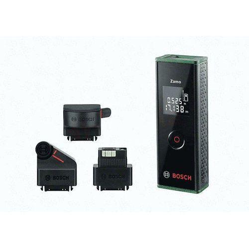 Bosch Dalmierz laserowy z 3 adapterami zamo iii set