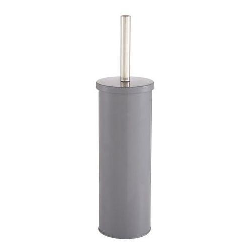 Szczotka do WC Diani metalowa szara