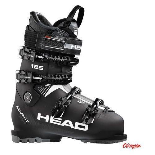 Buty narciarskie Head Advant Edge 125S Anthracite/black 2018/2019