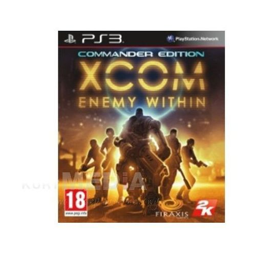 XCom Enemy Within (PS3)