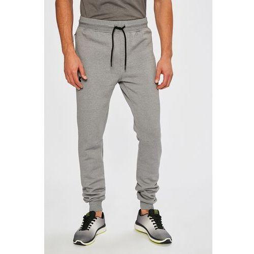 Under armour - spodnie threadborne stacked jogger