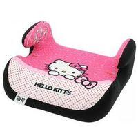 Fotel samochodowy Nania TOPO Comfort Hello Kitty 2017, 15-36kg