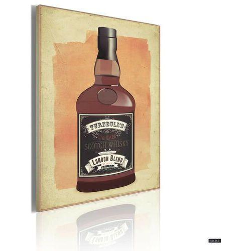 Selsey obraz - scotch whisky 50x70 cm (5902622549354)
