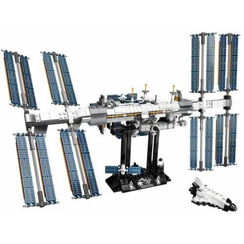Lego SPACE Międzynarodowa stacja kosmiczna international space station 21321