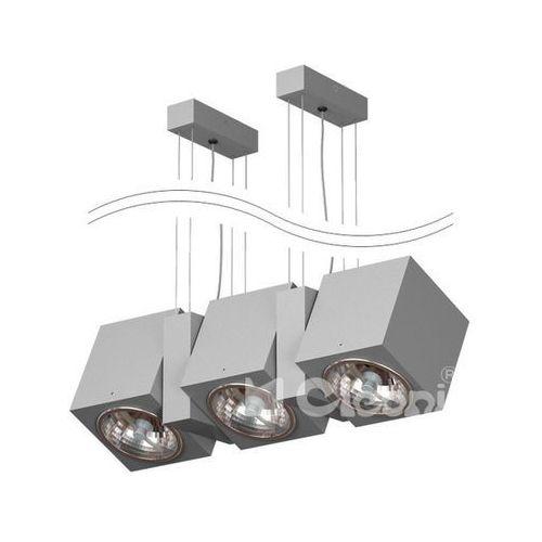 lampa wisząca VISION B2Wh QR111, CLEONI T012B2Wh+