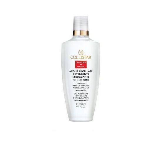 Collistar cleansing makeup remover micellar water 200ml w płyn do demakijażu (8015150219013)