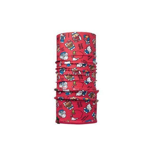 Komin Polar Buff Junior Hello Kitty FOODIE RED - Czerwony \ FOODIE RED (8428927218049)