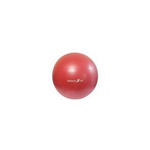 Athletic24 antiburst 15 czerwona - piłeczka fitness