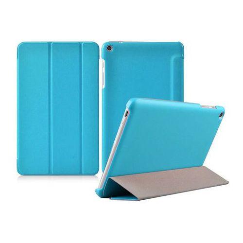 Etui book cover huawei medipad t1 8.0 - niebieski wyprodukowany przez 4kom.pl