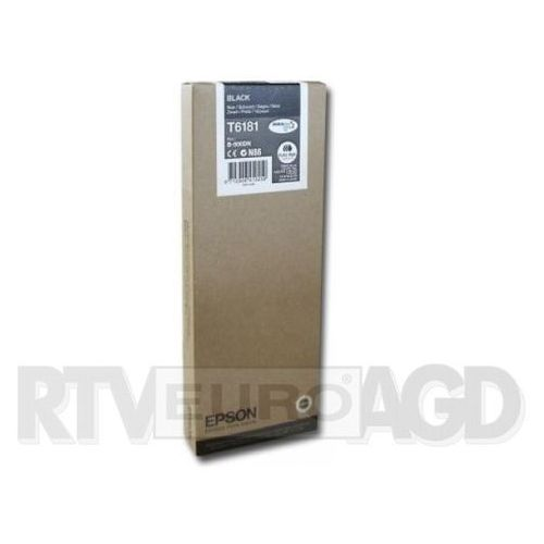 Epson Tusz czarny EHigh BI500 C13T618100 DARMOWA DOSTAWA DO 400 SALONÓW !! (8715946419459)