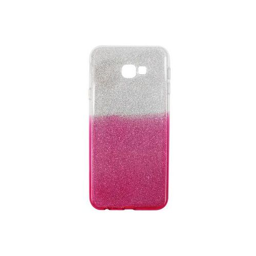 Forcell shining case Samsung galaxy j4 plus - etui na telefon forcell shining - różowe ombre
