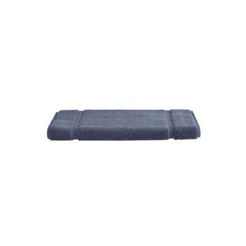 Soft cotton Dywanik łazienkowy node 50x90cm niebieski