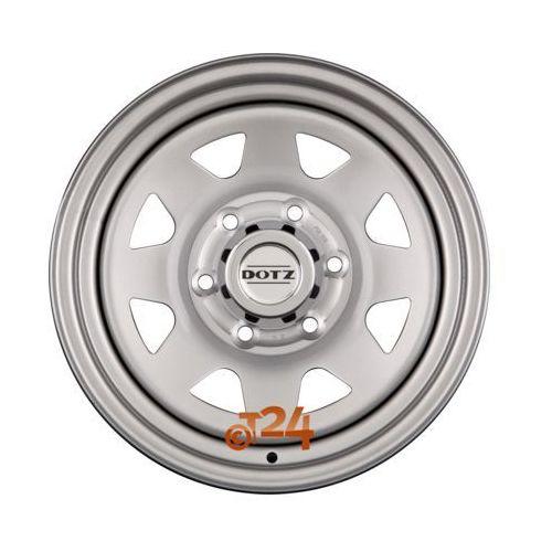 Felga aluminiowa Dotz DAKAR - Ohne Zubehör 15 7 5x139,7 - Kup dziś, zapłać za 30 dni