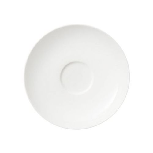 Villeroy & Boch - Twist White Spodek do filiżanki do kawy/herbaty średnica: 14 cm