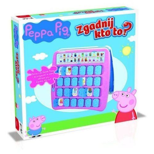 OKAZJA - Hasbro Zgadnij kto to? peppa pig- (5036905027618)