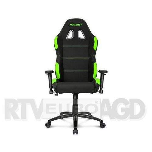 Akracing Gaming Chair K7012 (czarno-zielony), AK-K7012-BG