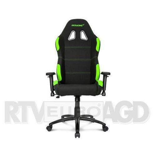gaming chair k7012 (czarno-zielony) marki Akracing