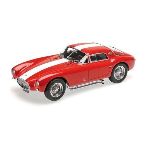 Minichamps Maserati a6gcs 1954 (red/with white stripe) - darmowa dostawa!