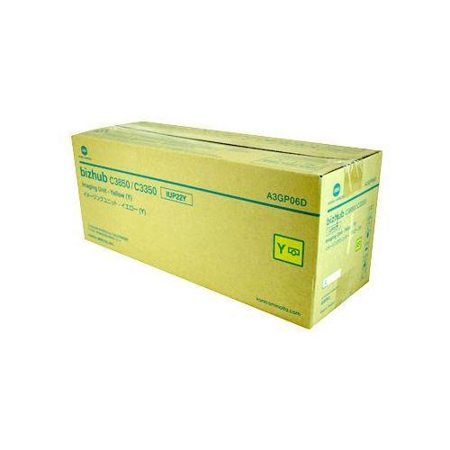 Oryginalny bęben konica iup-22y [a3gp06d] yellow marki Minolta