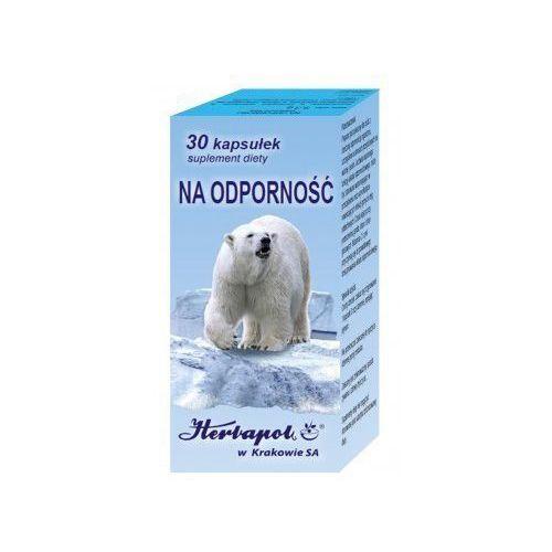 NA ODPORNOŚĆ 30 kapsułek Herbapol, produkt z kategorii- Pozostałe leki i suplementy