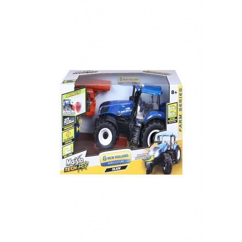 Zdalnie sterowany traktor 1Y39LJ
