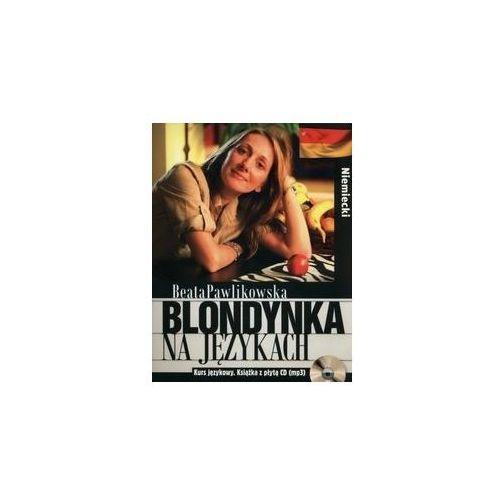 Blondynka na językach Niemiecki Kurs językowy + CD - Wysyłka od 3,99 - porównuj ceny z wysyłką, Burda Książki
