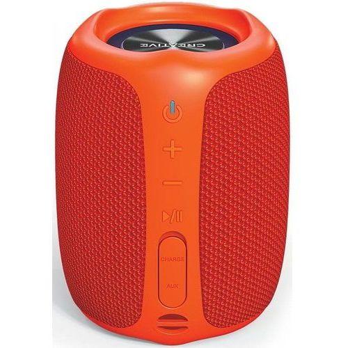 Głośnik bluetooth CREATIVE Muvo Play Pomarańczowy (5390660192890)