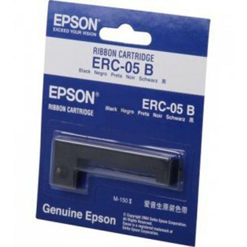 Taśma erc-05 czarna do drukarek igłowych (oryginalna) marki Epson