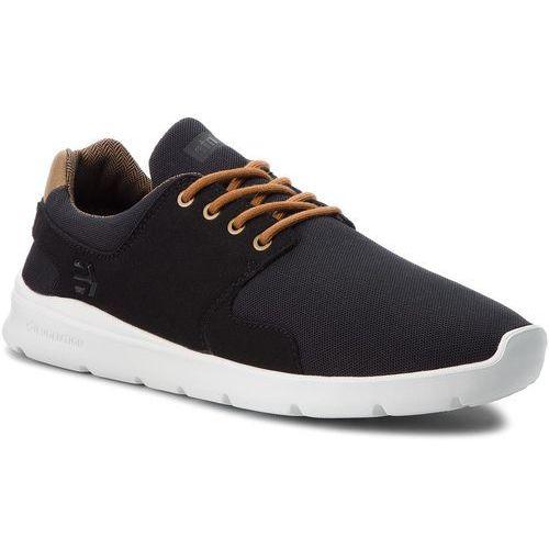 Etnies Sneakersy - scout xt 4101000459 black/brown 590