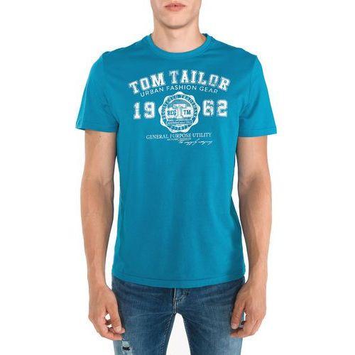 Tom Tailor Koszulka Niebieski M